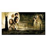 Неформатный постер Lord of the Rings